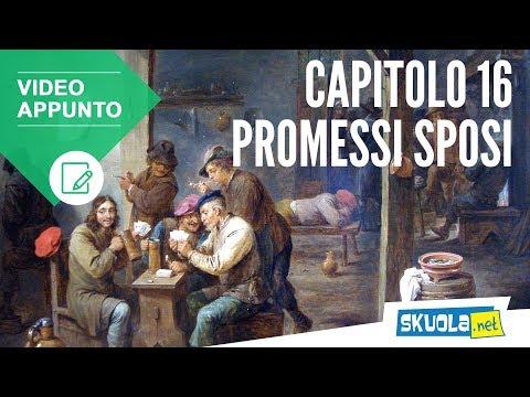 Capitolo 16 Promessi Sposi