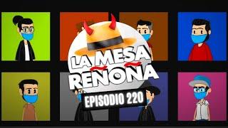 La Mesa Reñoña 220.- Chile, Borat y huevo perdido