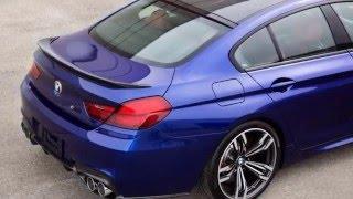 Обзор BMW M6 F12/F13 (overview)