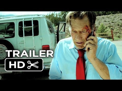 Persecuted Official Trailer 1 (2014) - James Remar, Dean Stockwell Movie HD