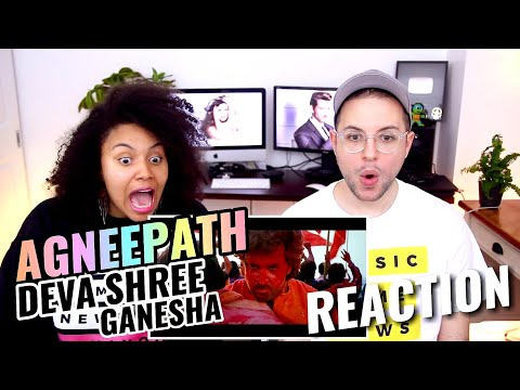 Agneepath - Deva Shree Ganesha | Hrithik Roshan | Priyanka Chopra | REACTION
