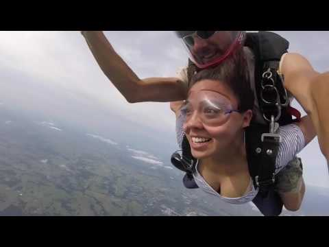 Tandem Skydive | Amy from Fort Worth, TX