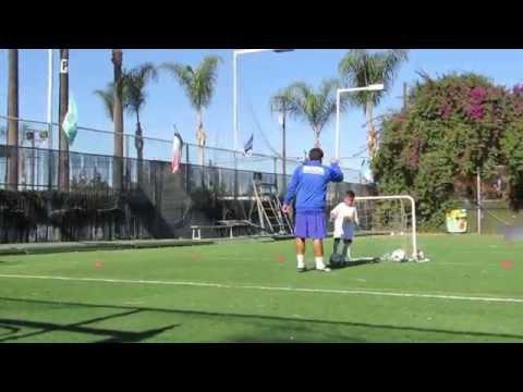 Real Brazilian Soccer Training