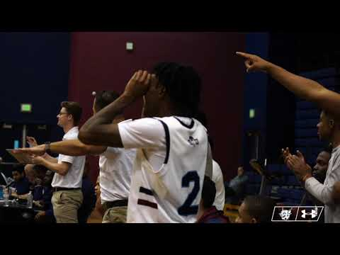 St. Thomas Men's Basketball Vs. Webber TSC Quarterfinal Recap