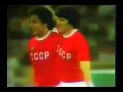 55 3-е место Олимпиады 1980 г. СССР-Югославия 2-0