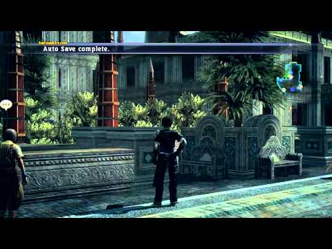 The Last Remnant 031 - Side Quest - The Fated One & Infestation.mp4
