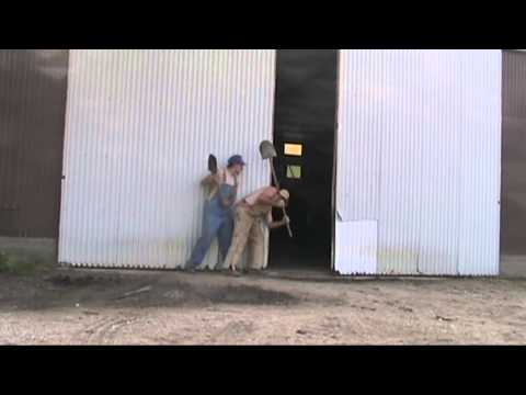 Possum in the Barn re-uploaded