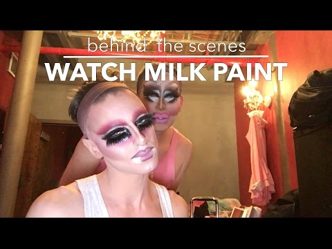 Watch Milk Paint - BTS - Charlotte