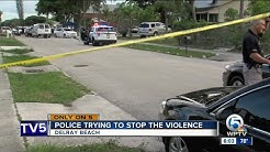 More retaliatory shootings in Delray Beach neighborhood