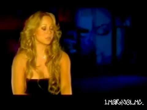 "Mariah Carey On The Making Of ""Close My Eyes"""
