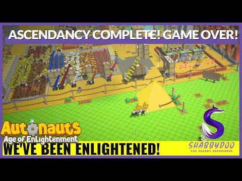 Autonauts Finale | Game Over! | Autonauts Complete | Transcendance Reached | Let's Play Autonauts |