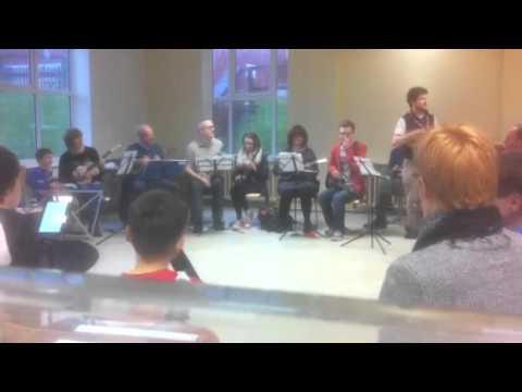 Macclesfield Music Centre Ukulele Group - 12.12.15