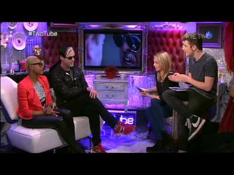 Fitz and The Tantrums on being Ellen Degeneres' friends!