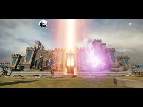Lineage 2 Revolution : Road to 1'st Open Fortress Siege