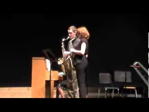 June: Barcarolle from The Seasons, sax duet