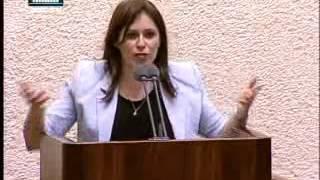 """סגנית שר החוץ, ח""""כ ציפי חוטובלי, עומדת על הזכויות המשפטיות של עם ישראל על ארץ ישראל"""