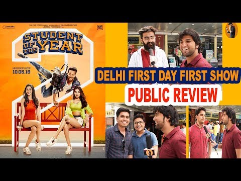 student-of-the-year-2-movie-|-delhi-first-day-first-show-public-review-|-tiger-,-ananya-,-tara