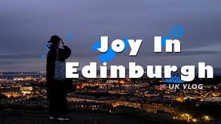 [Joy in Edinburgh]영국 일상 브이로그.혼…