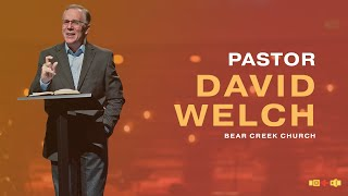 Bear Creek Church - Chapel - (8/9/2020)
