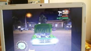 GTA San Andreas Car Slamvan-Chevrolet ElCamino