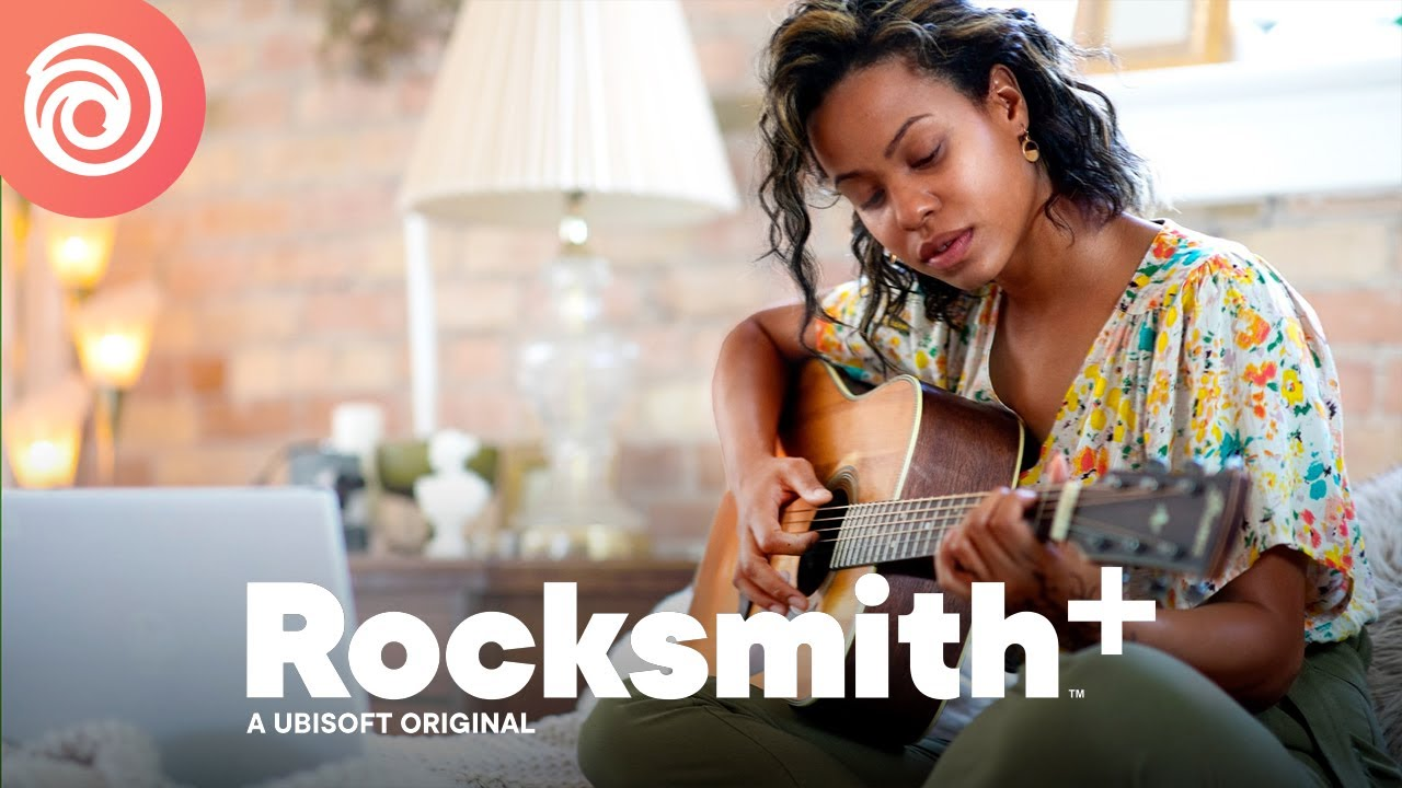 ROCKSMITH+ LAUNCH TRAILER (OFFICIAL)