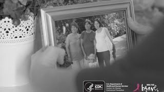 Lisa: Start the Conversation About Family History of Breast Cancer