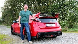 Михаил Подорожанский и Honda Civic Type R