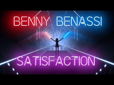 Benny Benassi- Satisfaction [Beat Saber] [Expert Full Combo]