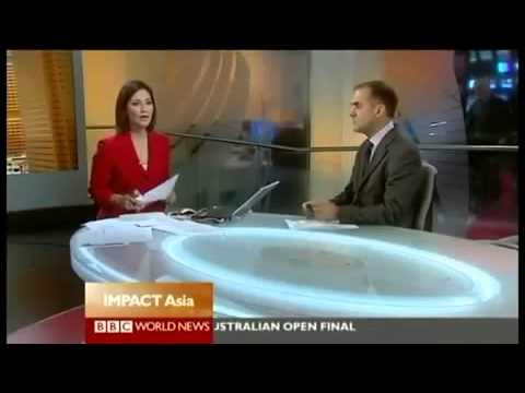 BBC World News 'Impact Asia' 2010   YouTube