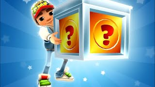 Subway Surfers: Opening 37 Super Mystery Boxes from Wordy Weekend