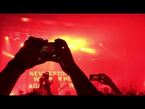 Maniac live - Carpenter Brut @ Manchester Academy 2 - 22 March 2018