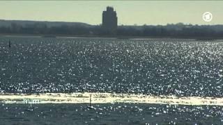 Hochexplosive Bomben im Meer