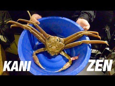 $200 Matsuba Crab @ KaniZen, Hong Kong