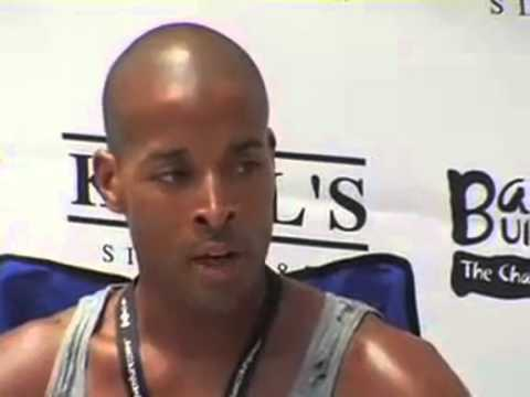 Team Injinji - David Goggins @ Badwater '06