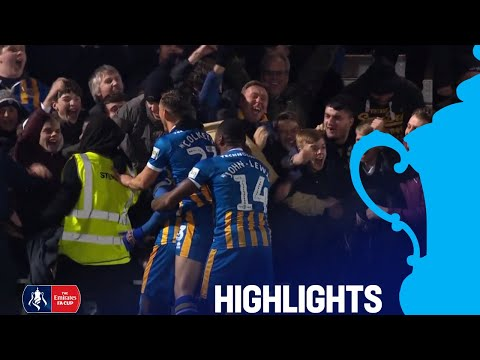 Salford 1-3 Shrewsbury | Okenabirhie Scores Twice | Round 1 | Emirates FA Cup 2018/19