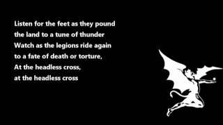 Black Sabbath - Headless Cross [Lyrics] HQ