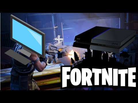 PC And PS4 Cross-play? - Fortnite