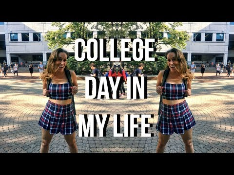 COLLEGE DAY IN MY LIFE: Northeastern University Freshman