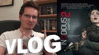 Vlog - Insidious Chapitre 2