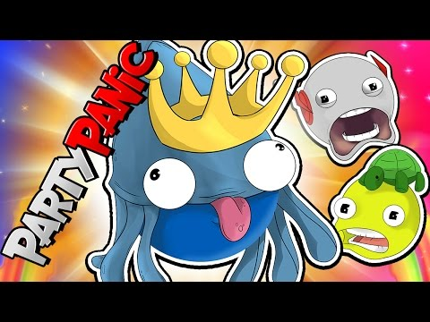 THE MINIGAME MASTER!! | Party Panic [#6]