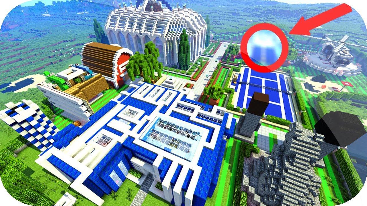 la casa mas grande del mundo minecraft redstone youtube On la casa mas grande del mundo