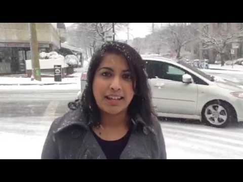Metro Vancouver's latest snowfall