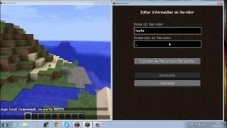 Como Joga Minecraft Online Sem Hamachi