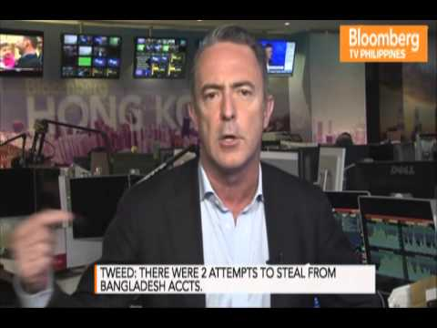 IN THE LOOP | DAVID TWEED ON THE BANGLADESH BANK HEIST