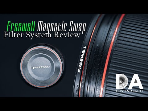 Freewell Magnetic Swap Filter System Review | 4K