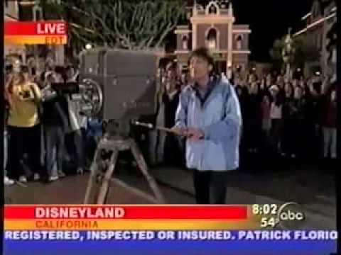 Good Morning America - Disneyland 50th