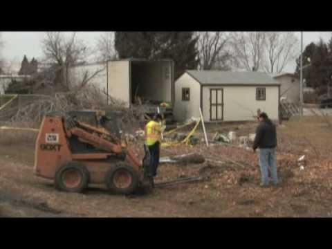 Gazette most watched: Trailer hits mobile home