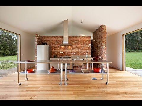 Кухня в стиле лофт (33 фото)