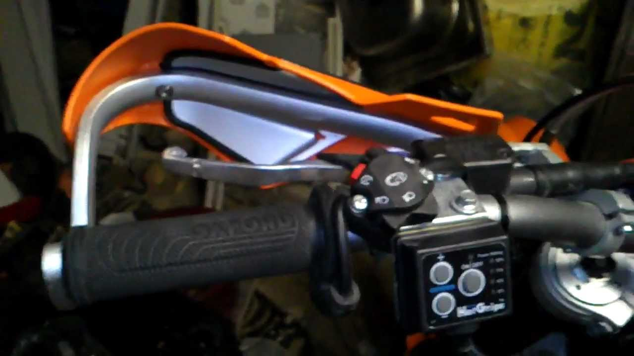 Oxford Heated Grips On Ktm Youtube Bmw Grip Wire Harness