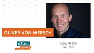 d3con Podcast mit Oliver von Wersch